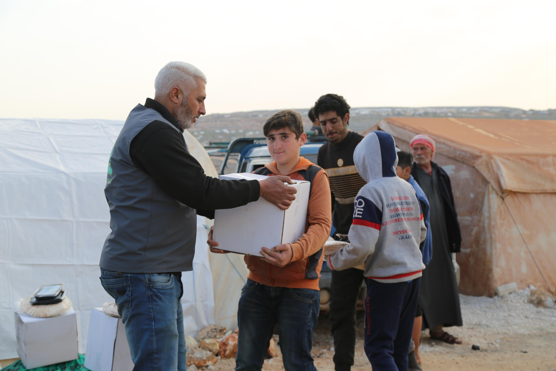 2021 Kış Yardım Çalışmaları Devam Ediyor... - Haberler - İnsanı İnşa Derneği İİD. Uluslararası Yardım Kuruluşu