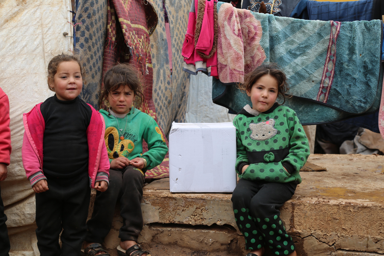 Ramazan Gıda Kolisi Dağıtımları  - Haberler - İnsanı İnşa Derneği İİD. Uluslararası Yardım Kuruluşu