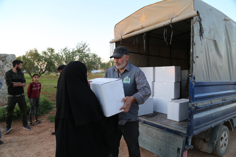 Ramazan Gıda Kolisi Yardımlarımız Devam Ediyor... - Haberler - İnsanı İnşa Derneği İİD. Uluslararası Yardım Kuruluşu
