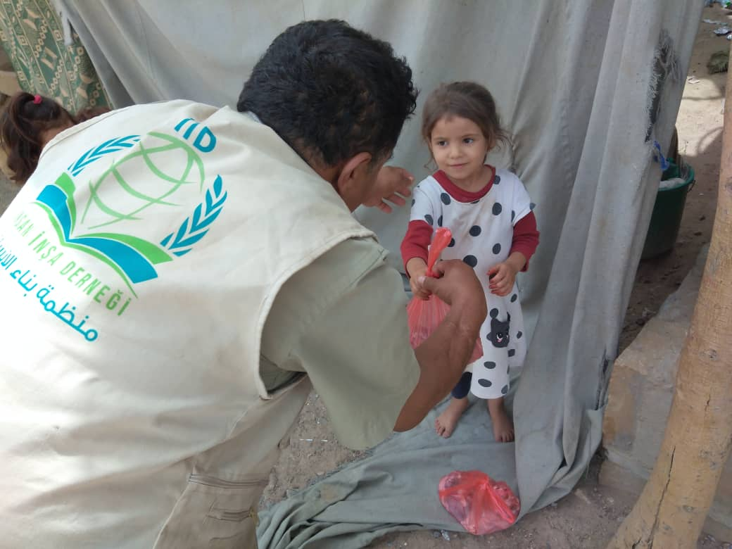 Adak, Akika ve Şükür Kurbanlarınızı ihtiyaç sahiplerine ulaştırmaya devam ediyoruz. - Haberler - İnsanı İnşa Derneği İİD. Uluslararası Yardım Kuruluşu