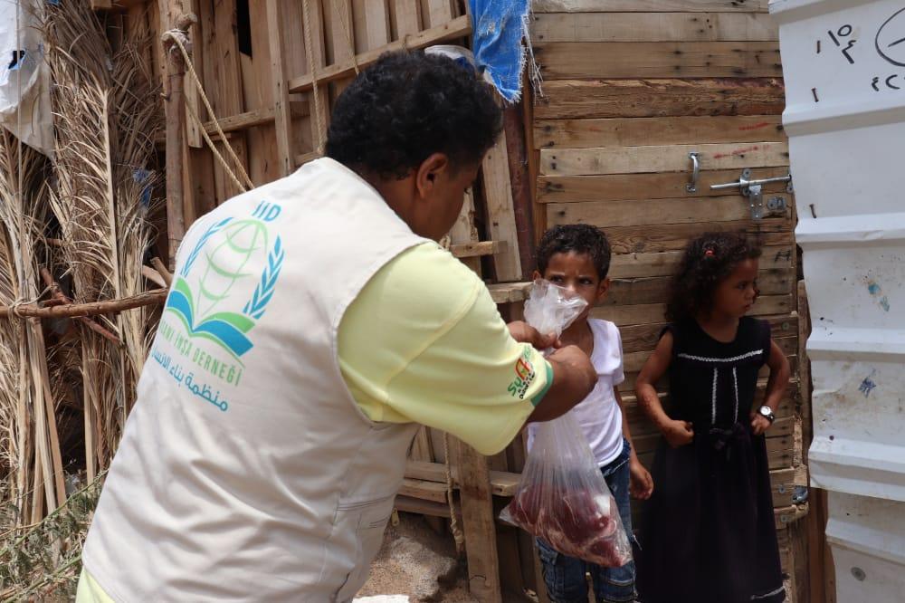 Emanetleriniz ihtiyaç sahiplerine ulaştı - Haberler - İnsanı İnşa Derneği İİD. Uluslararası Yardım Kuruluşu
