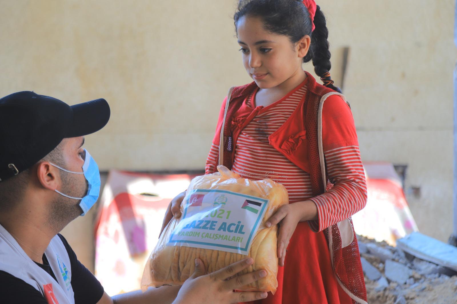 Gazze'ye Gıda Kolisi Yardımı - Haberler - İnsanı İnşa Derneği İİD. Uluslararası Yardım Kuruluşu