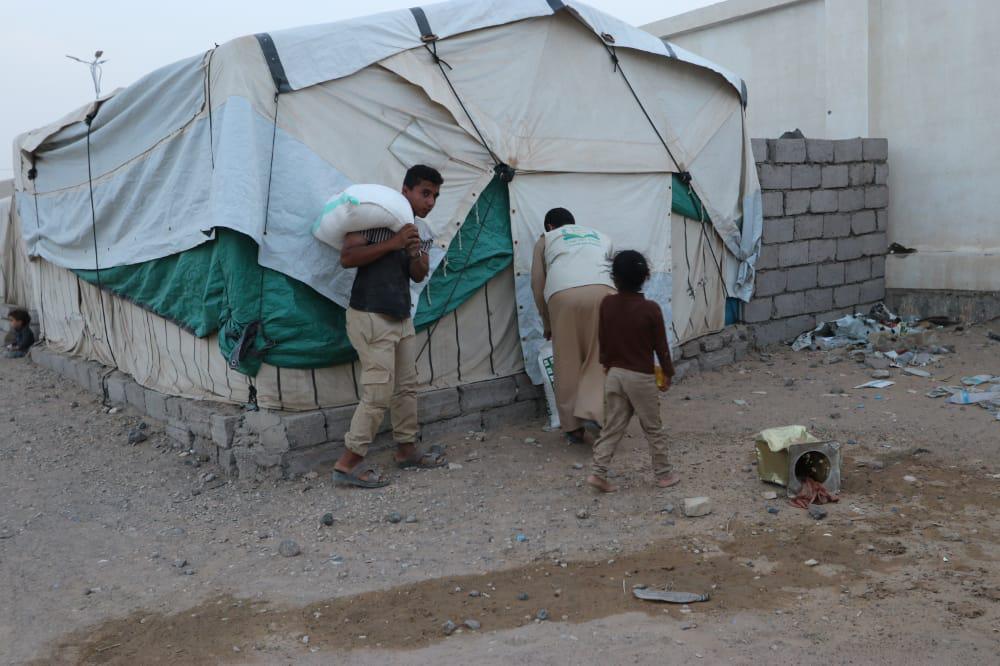 Yemen Yardımlarımız Devam Ediyor. - Haberler - İnsanı İnşa Derneği İİD. Uluslararası Yardım Kuruluşu