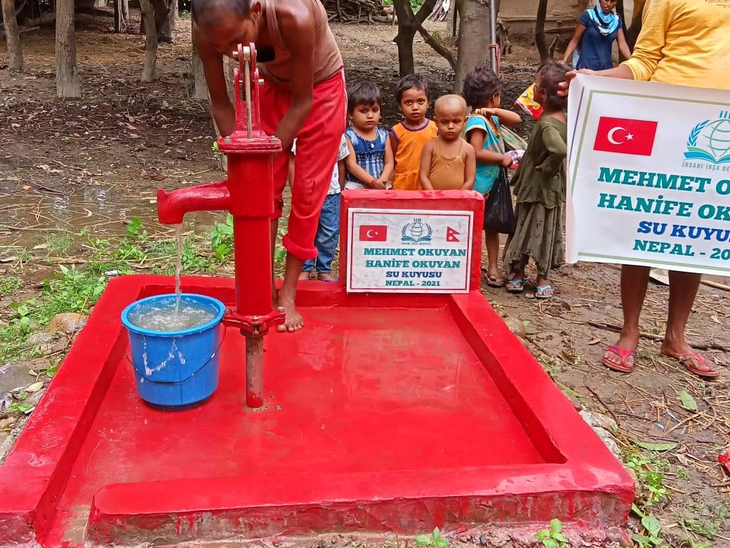 Sizin de Su Kuyunuz Olsun - Haberler - İnsanı İnşa Derneği İİD. Uluslararası Yardım Kuruluşu