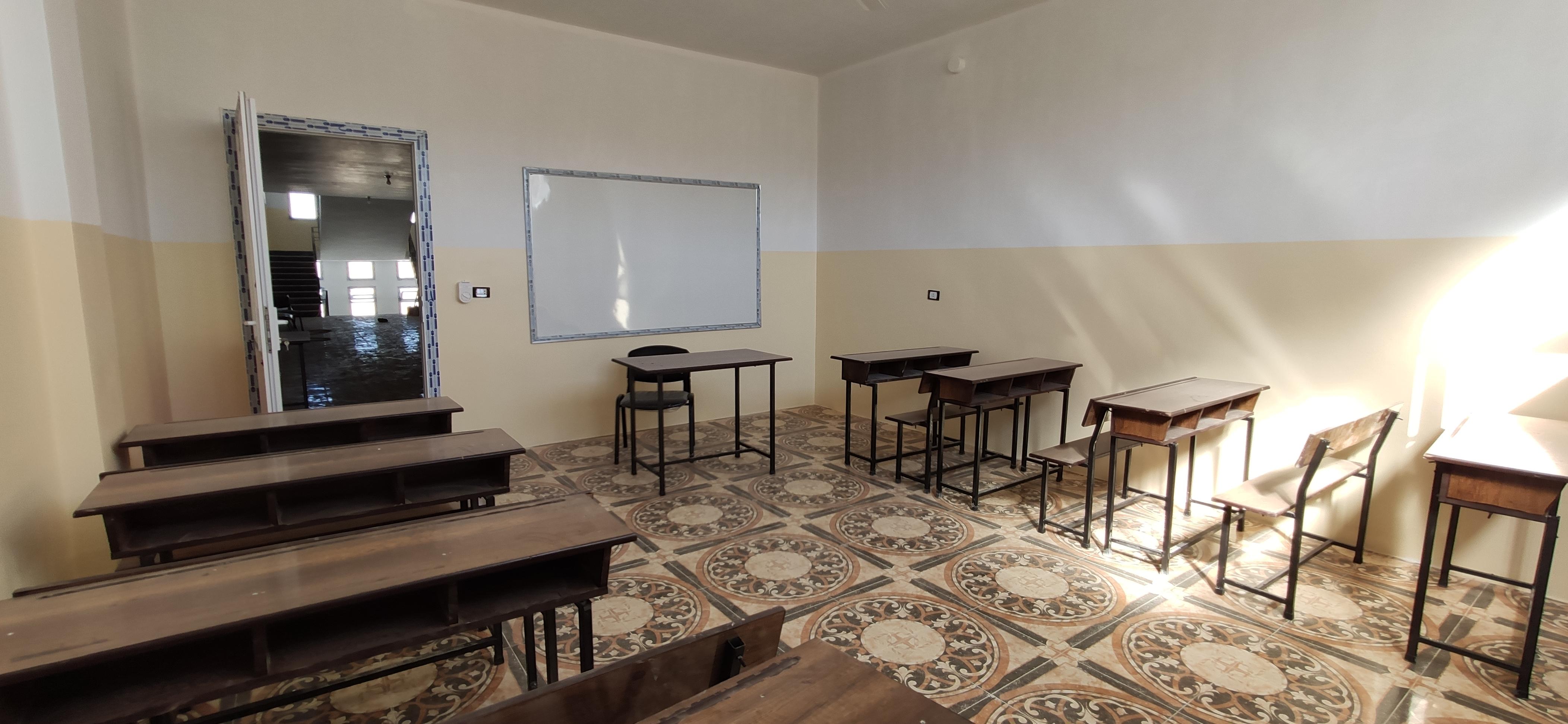 Okul Projesi İnşamız Sona Yaklaştı. - Haberler - İnsanı İnşa Derneği İİD. Uluslararası Yardım Kuruluşu