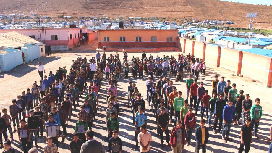 EĞİTİM FAALİYETLERİ - İnsanı İnşa Derneği İİD. Uluslararası Yardım Kuruluşu