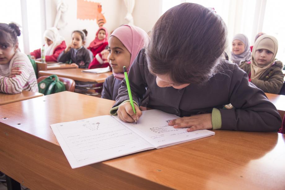 Fatih Sultan Mehmet Okulu - İnsanı İnşa Derneği İİD. Uluslararası Yardım Kuruluşu